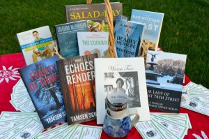 What's in the Literary Treasure Basket and How Can You Win It?