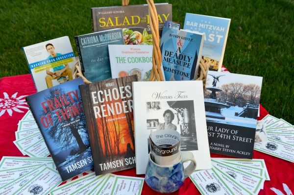 Winters Friends of the Library Literary Treasure Basket for Big Dog 2015