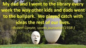 Quote about library importance