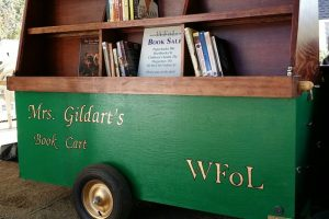 Mrs. Gildart's Book Cart