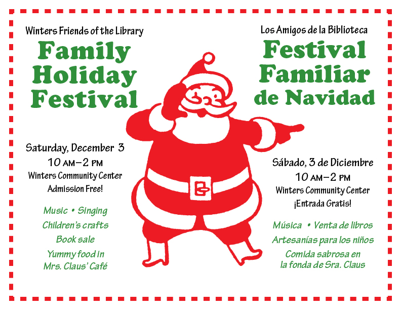 Family Holiday Festival at wfol.org