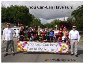 Join the WFoL Youth Day Parade Team 2017