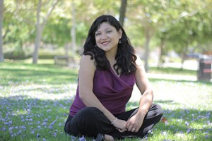Award Winning Local Author Reyna Grande Visits the Yolo County Library