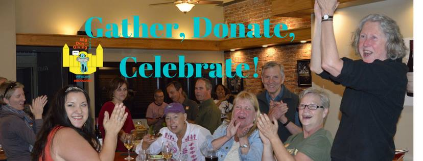 Gather Doante Celebrate WFoL #BDOG2017 events