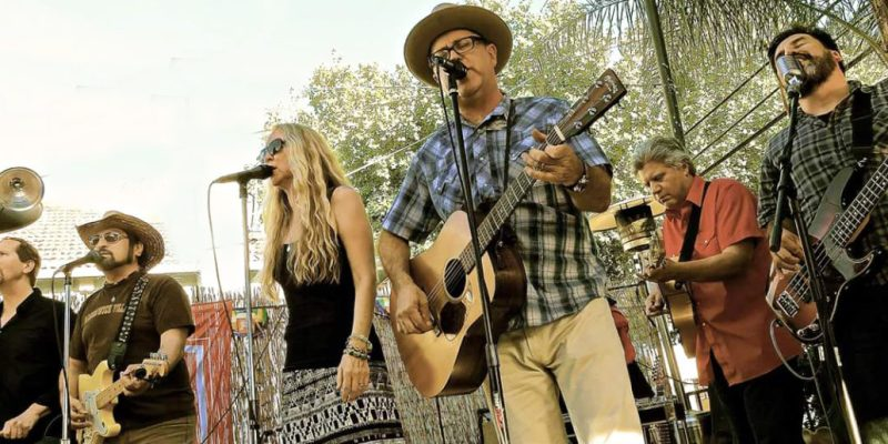 Mike Blanchard and the Californios will present a free outdoor concert on Thursday July 5 at 7:00 p.m. at the Rotary Park Gazebo in Winters, to kick off the Winters Friends of the Library summer concert series.