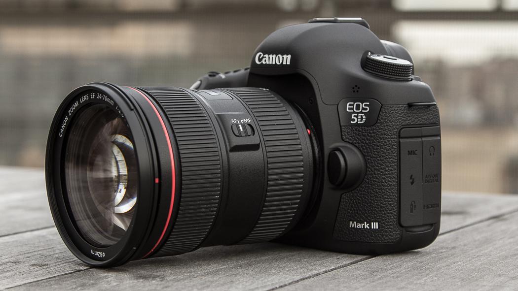 mon canon EOS 5D Mark lll