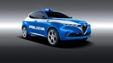 alfa romeo tonale polizia