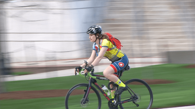 UConn student prepares for cross country bike ride for ...