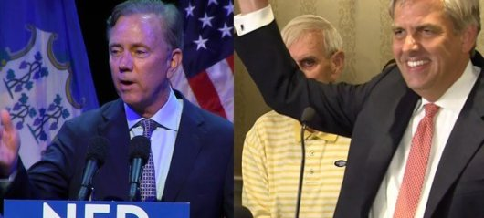 Ned Lamont and Bob Stefanowski will go head-to-head in the governor's race in November. (WFSB)