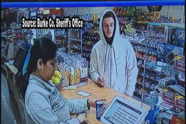 Burke Co. deputies looking for armed robbery suspect - 3TV ...