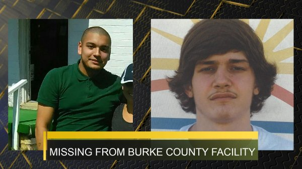 Teens missing from Burke County care facility - Arizona's ...