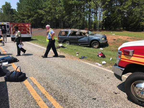 3 injured in Cohen Rd. crash in Burke Co. - 3TV | CBS 5