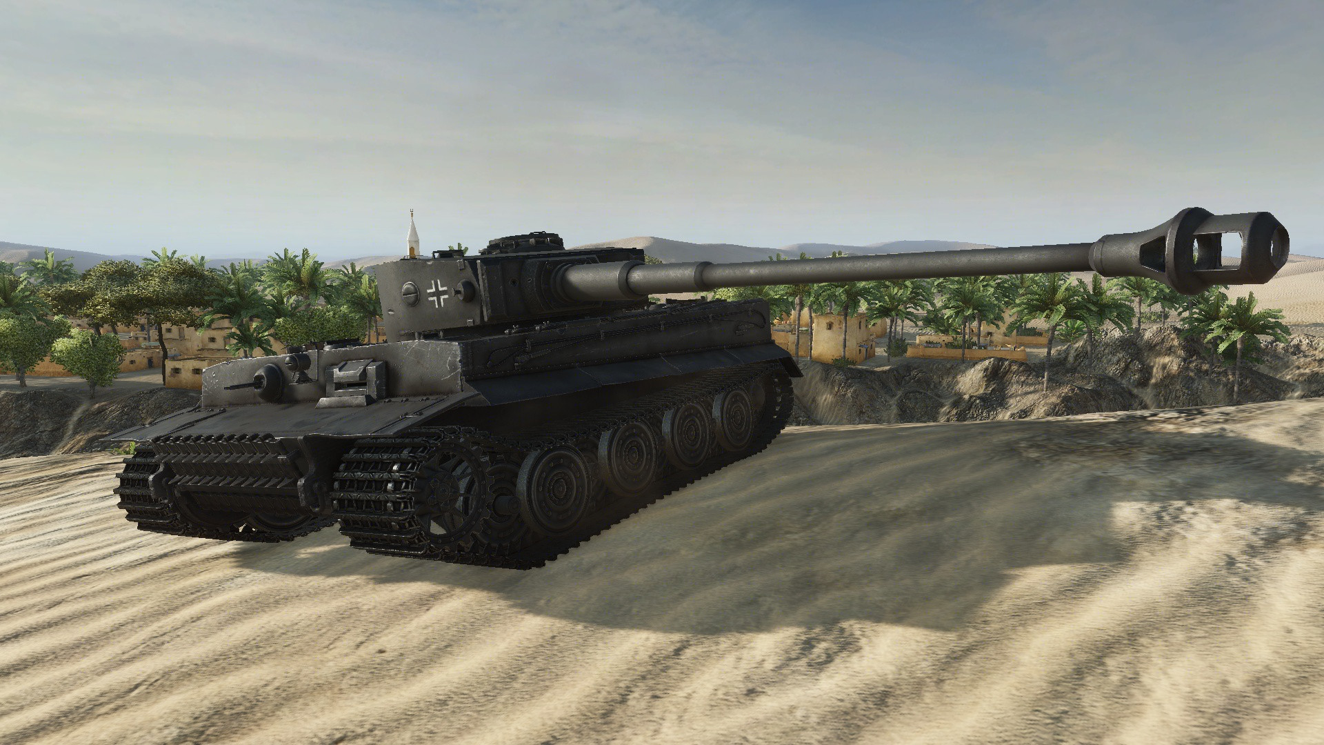 M4 can still out-turn it, meaning that the Turan III is not a brawler, and it.