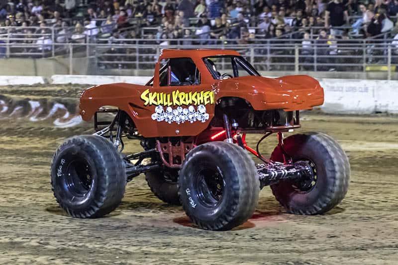 Skull Crusher Monster Truck