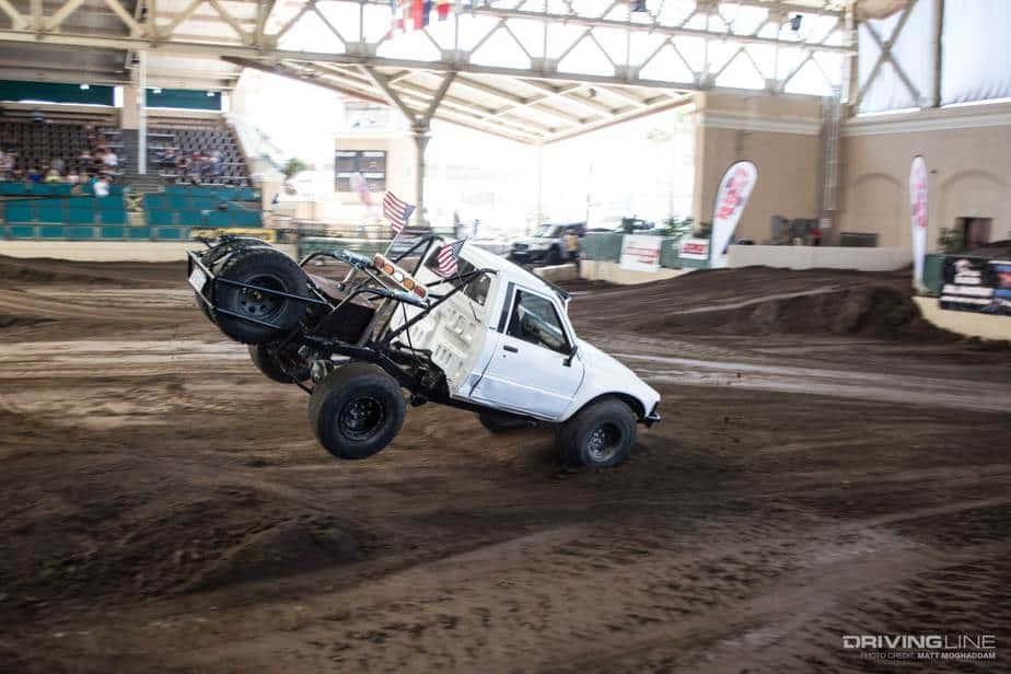 Tuff Trucks WGAS Motorsports