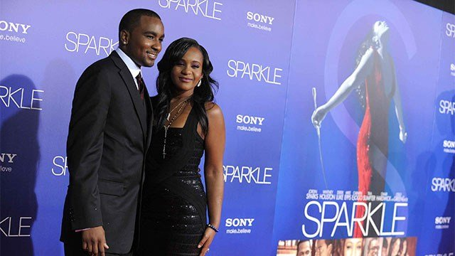 Bobbi Kristina Brown and Nick Gordon. (SOURCE: AP)