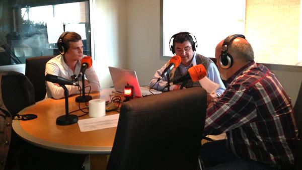 Radio Sport Interview