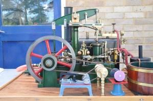 Stuart Steam engine