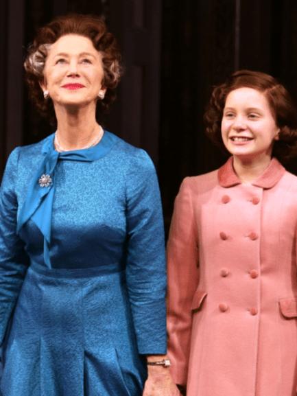 """Elizabeth Teeter performed """"The Audience"""" in Spring 2015."""