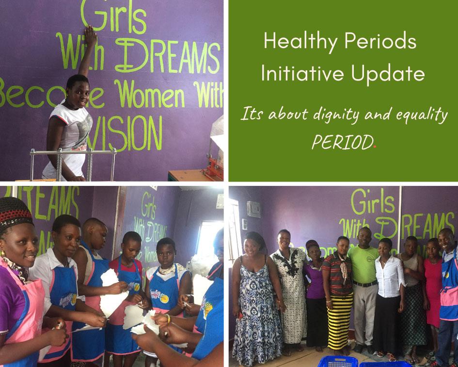 Healthy Periods Initiative Update (3 photos)