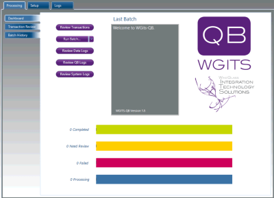 WGits Pro for QuickBooks (WineDirect)