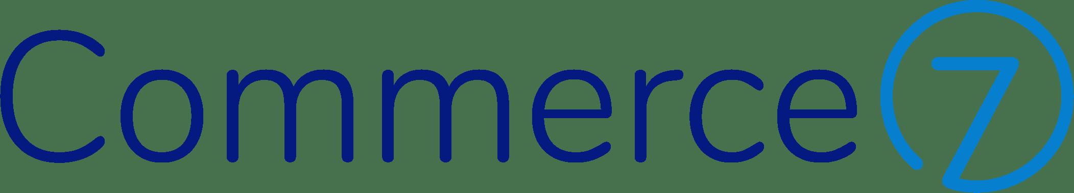 Commerce7 Logo