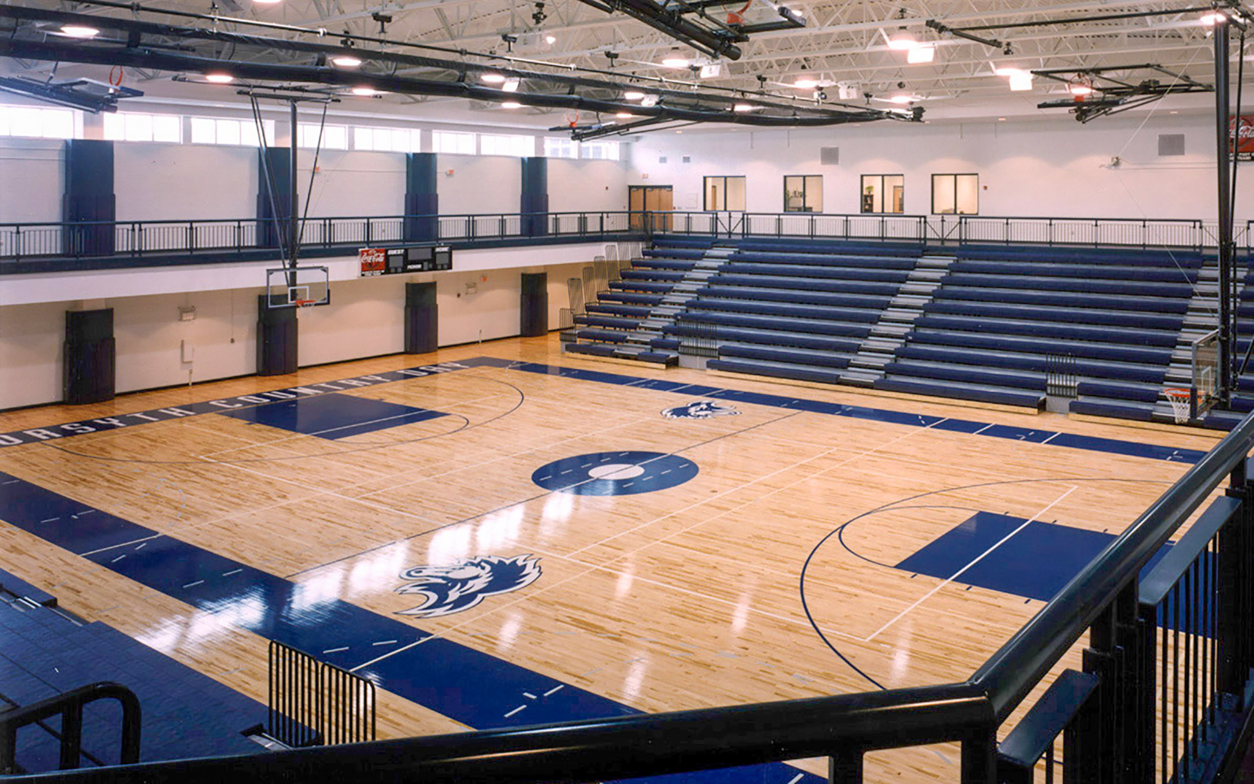 Forsyth Country Day School Athletic Center