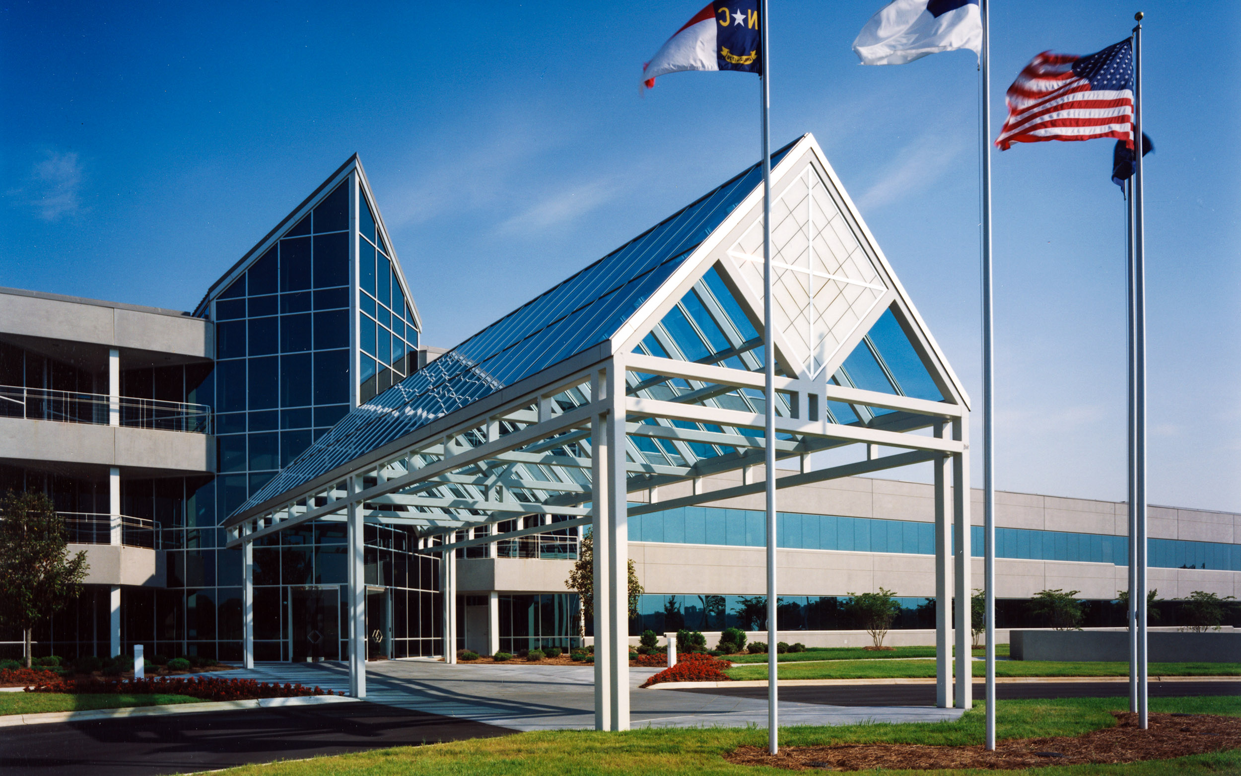 Yager Corporate Headquarters