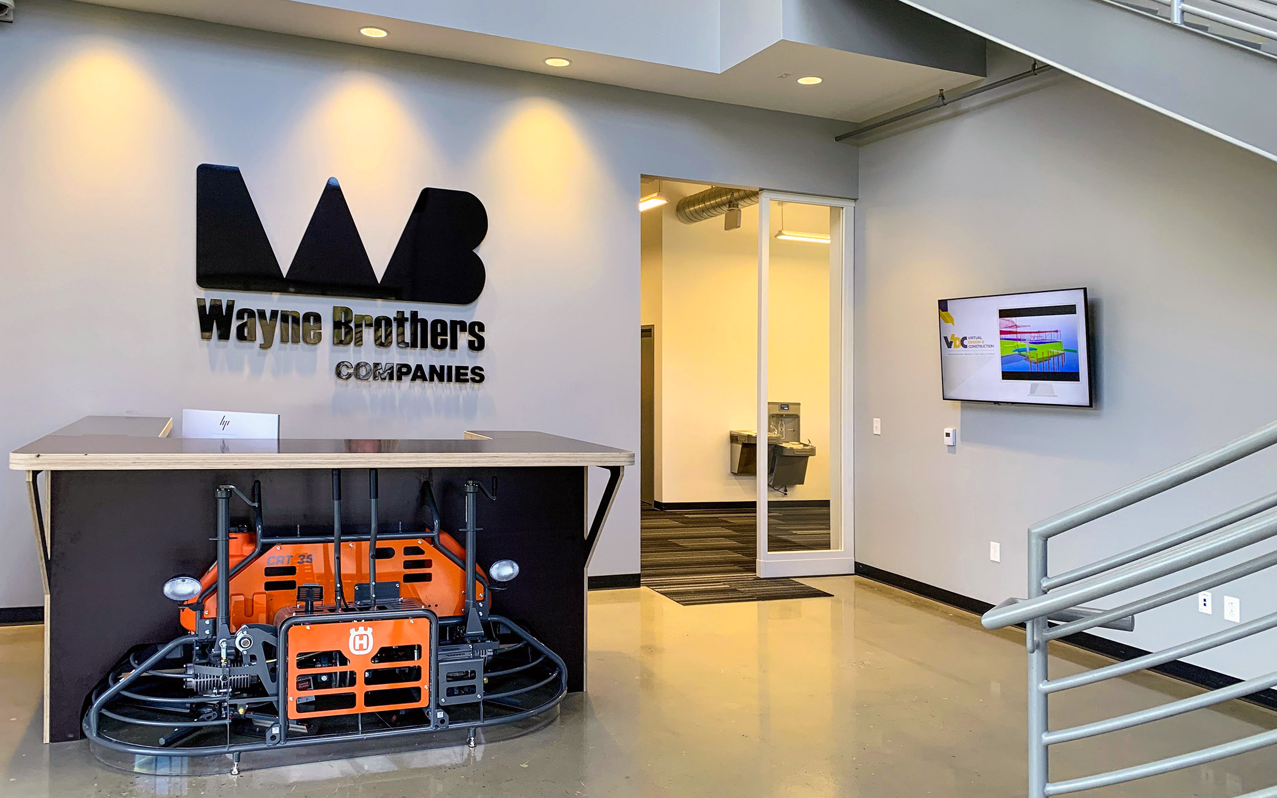 Wayne Brothers Finishers Building