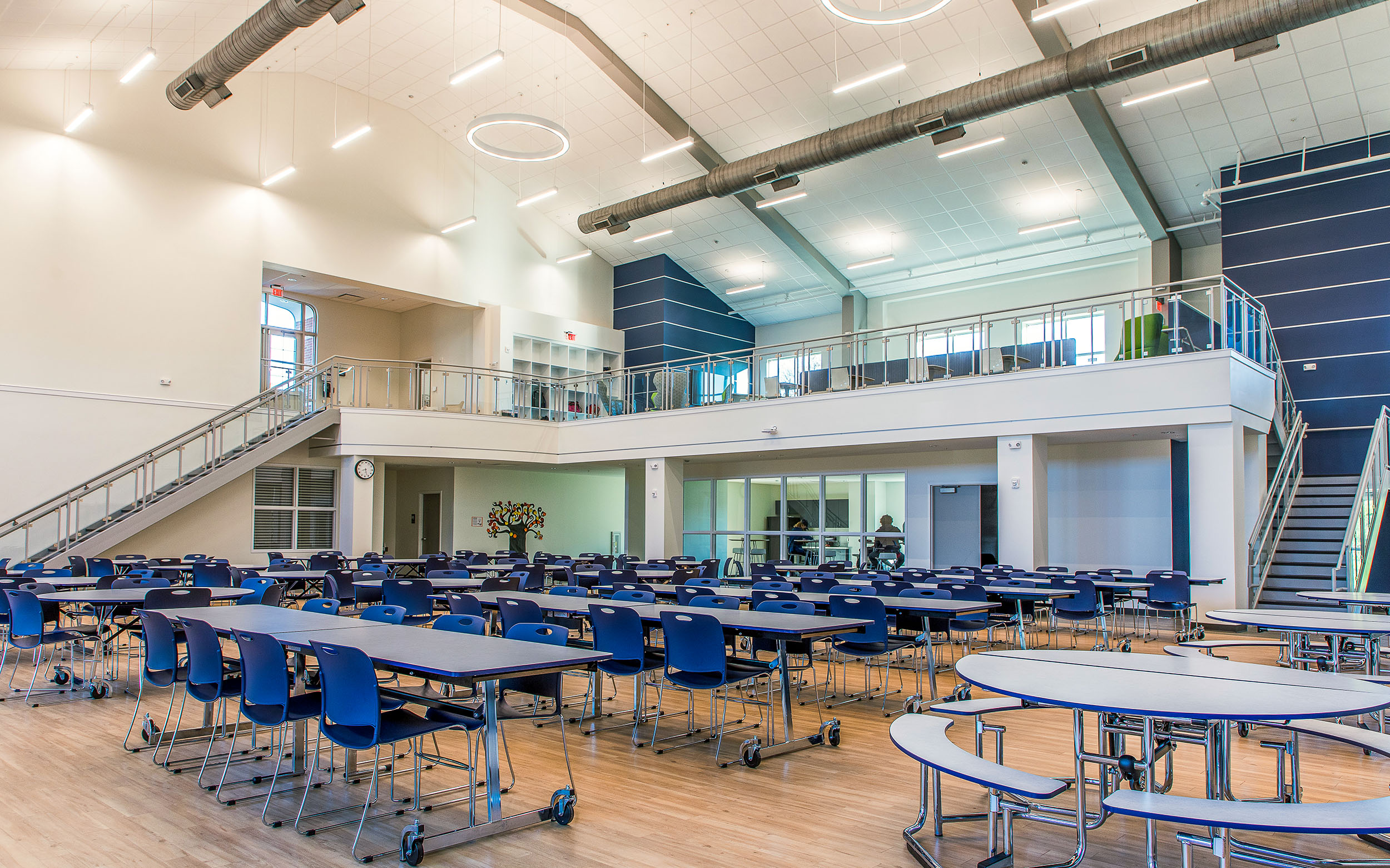 Westchester Country Day Wilson Student Center