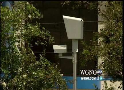 Jefferson Parish Red Light Tickets Possible Payback