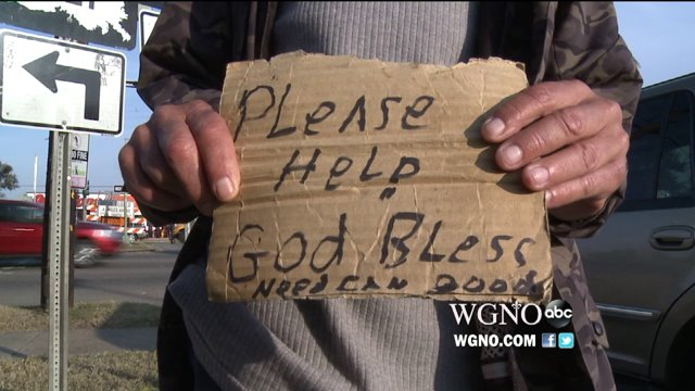New Orleans Panhandling Ordinance Ruled Unconstitutional