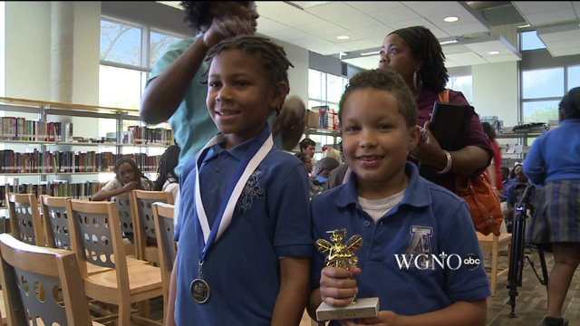 Spelling Bee: These Kids Will Make You Smile