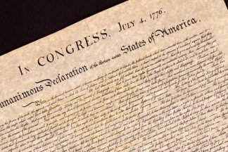 Faith, Courage, and Judeo-Christian Principles of America's Founders