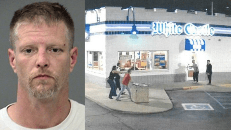 Man charged in White Castle shooting