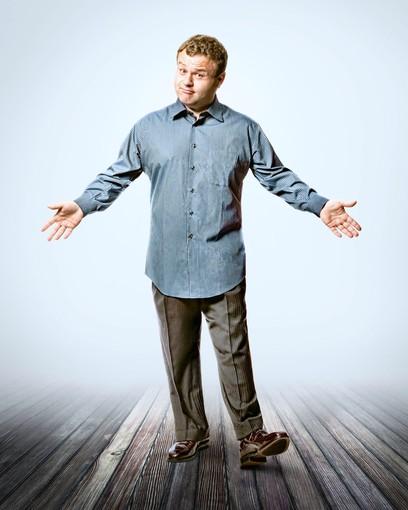 Comedian Frank Caliendo