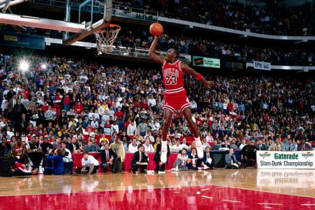 At Chicago's All-Star Weekend in 1988, Michael Jordan ascended to superstardom | WGN-TV