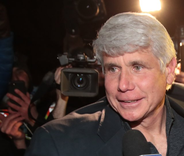 Review Board Strips Rod Blagojevich Of Law License Wgn Tv