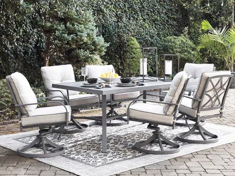 Outdoor Furniture Is Here
