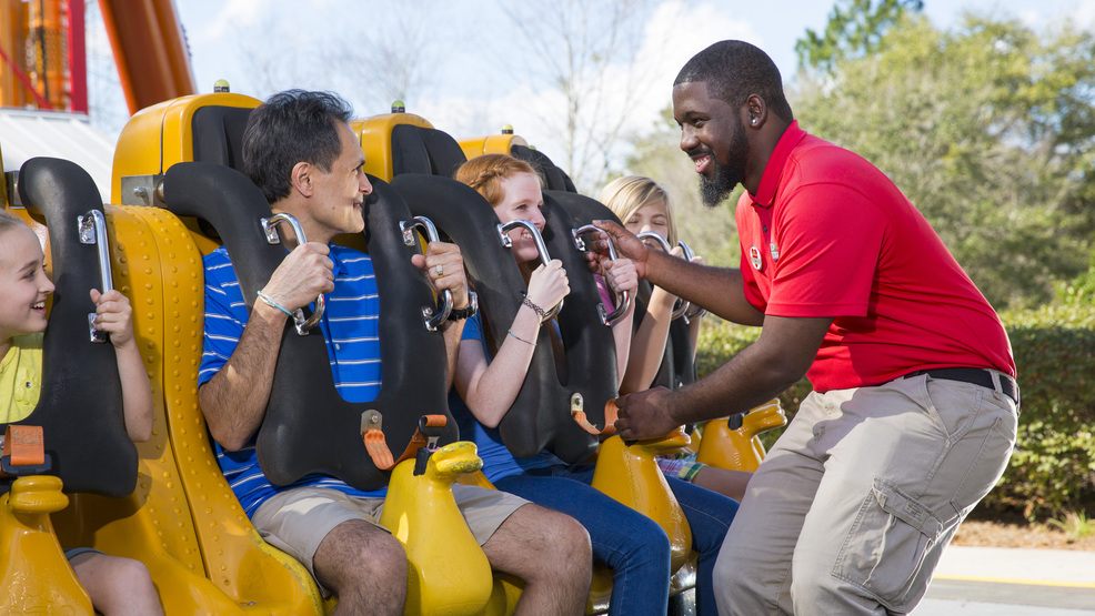 Wild Adventures Theme Park In Valdosta Georgia Is Hosting Three Job Fairs To Hire More Than 300 New Employees To Fill Open Positions For The 2018