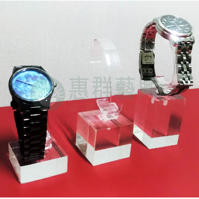 壓克力手錶展示架 | 惠群藝興陳列裝潢