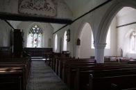 Main nave, towards altar.