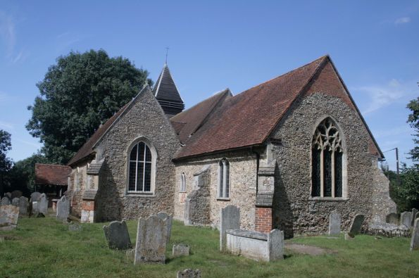St Mary's Old Church