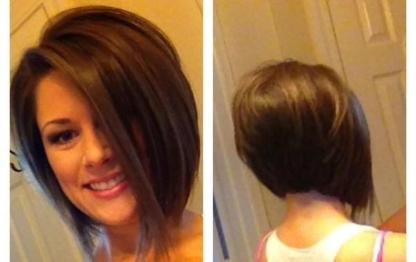 Стрижка каре на короткие волосы и среднюю длину. Самые ...