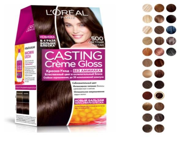 Хорошая ли краска Casting Creme Gloss LOreal Paris отзывы