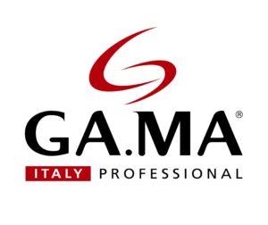 চুল আয়রন গামা ga.ma-italy-logo
