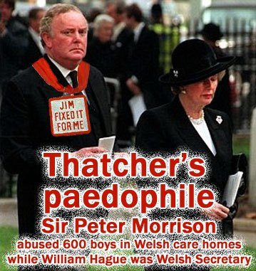 Image result for thatcher brittan morrison wales