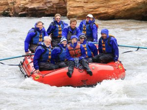Denali-Whitewater-Rafting