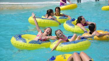 Whale's Tale Waterpark_tubing