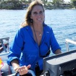 Beth Goodwin Presenter at Whale Tales 2016 Maui